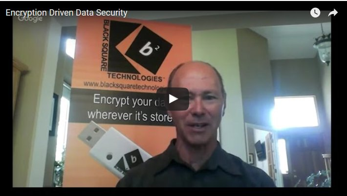 Encryption Driven Data Security Robert Fleming, Founder and President of Blacksquare Technologies participates in Risk Roundup